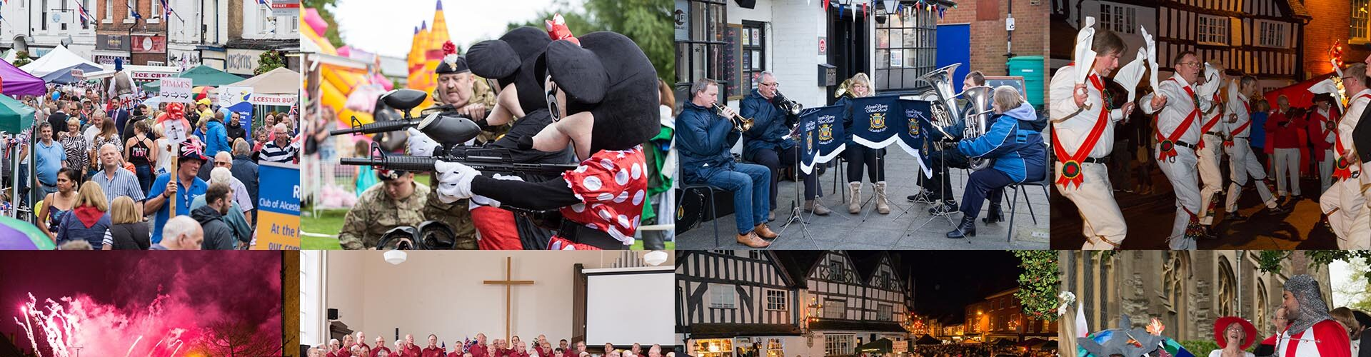 WHAT'S ON IN ALCESTER
